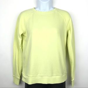 Yellow Sweatshirt | Lou & Grey